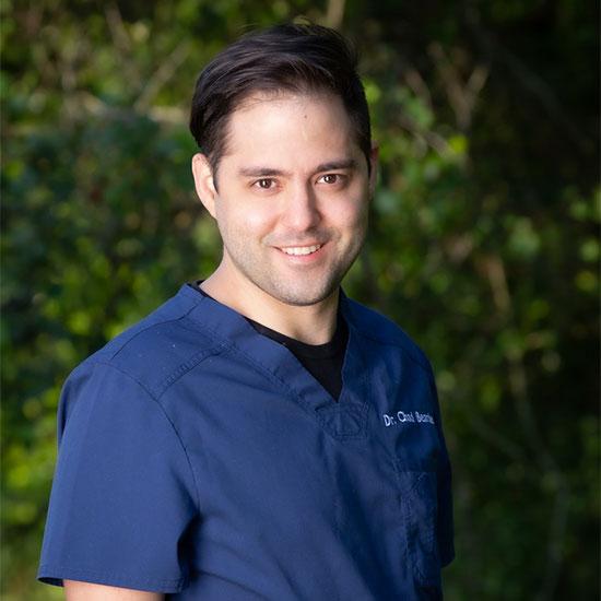 Dr. Chad Bearden, DVM